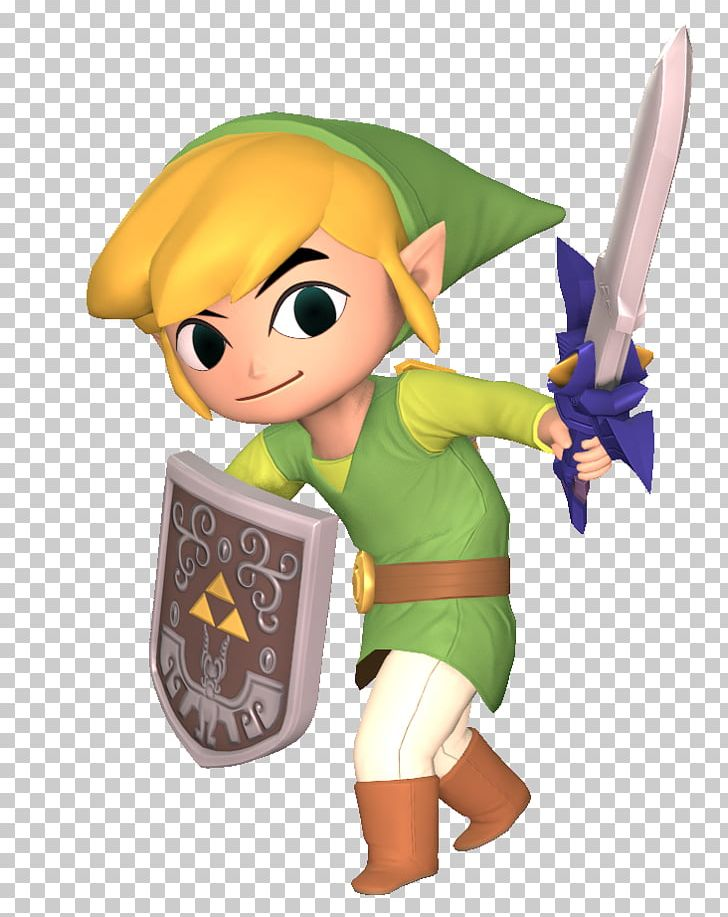 The Legend Of Zelda: A Link To The Past And Four Swords Super Smash