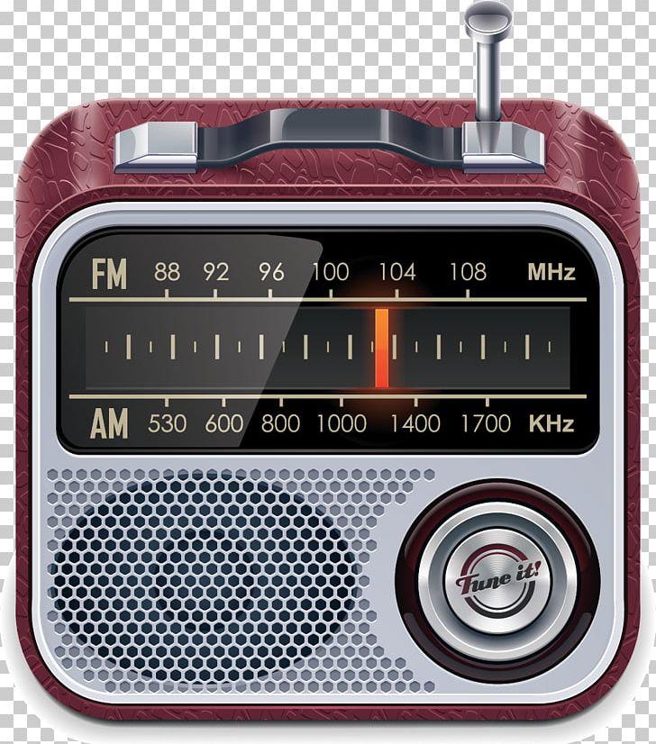 Internet Radio FM Broadcasting Radio Station PNG, Clipart
