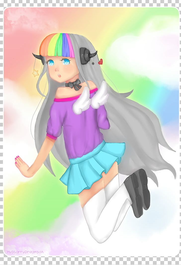 Illustration Cartoon Fairy Pink M Desktop PNG, Clipart, Animated Cartoon, Anime, Art, Cartoon, Computer Free PNG Download