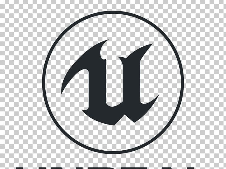Unreal Engine 4 Game Engine Epic Games Virtual Reality PNG, Clipart, 3d Computer Graphics, Area, Black And White, Brasov, Circle Free PNG Download