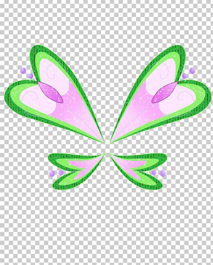 Roxy Musa Bloom Believix Png Clipart Art Believix Bloom Butterfly Deviantart Free Png Download