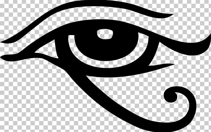 Ancient Egypt Eye Of Horus Eye Of Ra Eye Of Providence PNG, Clipart, Ancient Egypt, Ancient Egyptian Deities, Artwork, Black, Black And White Free PNG Download