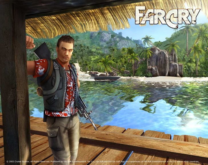 Far Cry 2 Far Cry 3 Jack Carver Video Game PNG, Clipart