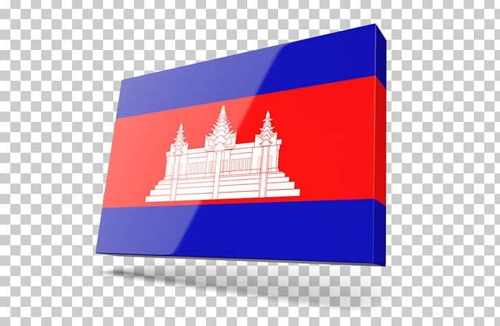 Flag Of Cambodia Brand Rectangle Font PNG, Clipart, Blue, Brand, Cambodia, Flag, Flag Of Cambodia Free PNG Download