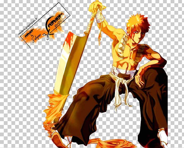 Ichigo Kurosaki Bleach Manga Anime Png Clipart Action Figure Action Toy Figures Anime August 5 Bleach
