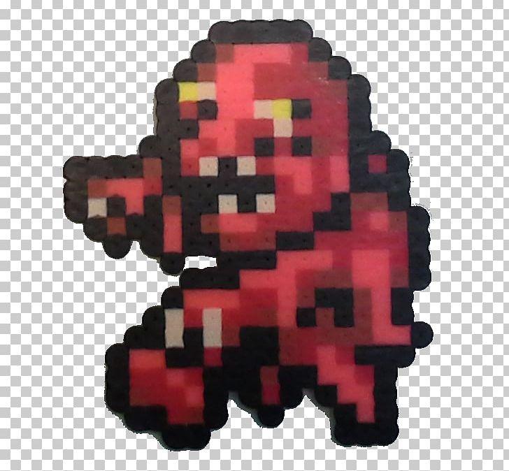 Minecraft Zombie Pixel Art Grid
