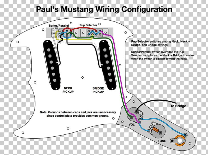 Fender Mustang Wiring Diagram Fender Jag-Stang Pickup PNG ... on