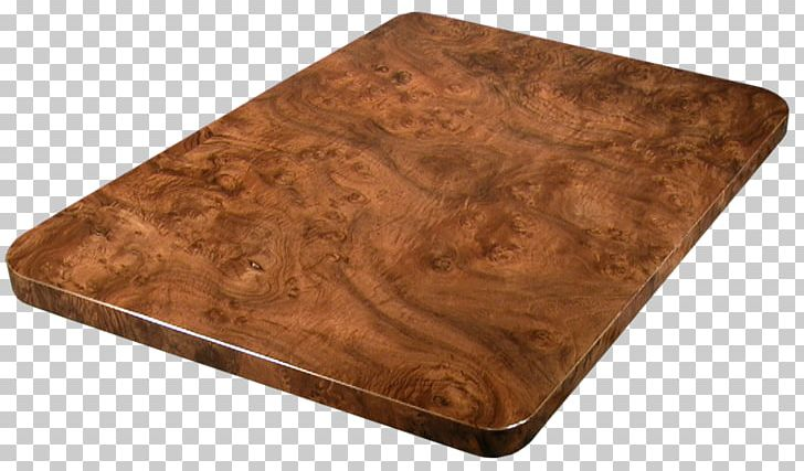 Table Wood Veneer Burl Furniture Walnut Tree Png Clipart