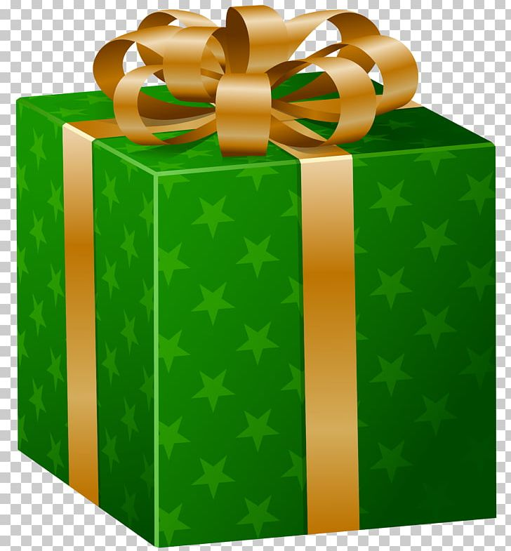 Christmas Gift Box Png Clipart Art Green Box Christmas