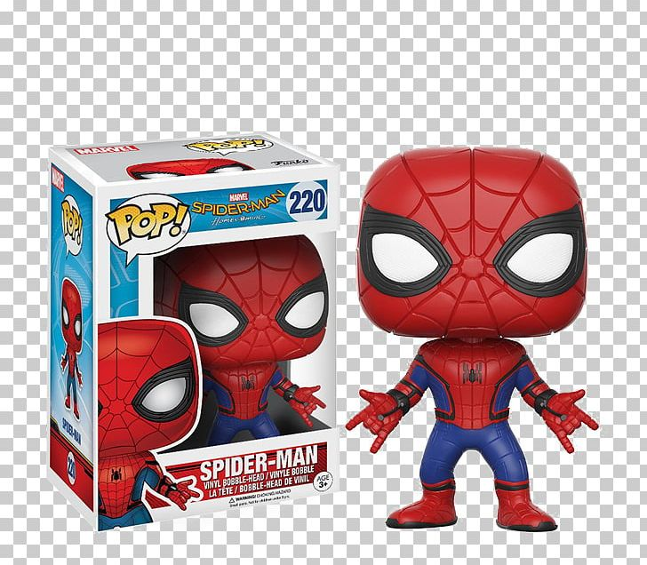 Spider-Man Funko Action & Toy Figures Bobblehead PNG, Clipart, Action, Action Figure, Action Toy Figures, Amp, Avengers Infinity War Free PNG Download