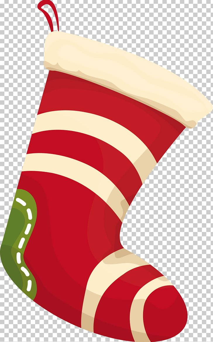 Christmas Stockings Png.Christmas Stocking Sock Hosiery Png Clipart Cartoon