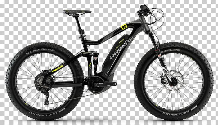 Haibike Xduro Fatsix Electric Bike Electric Bicycle Mountain