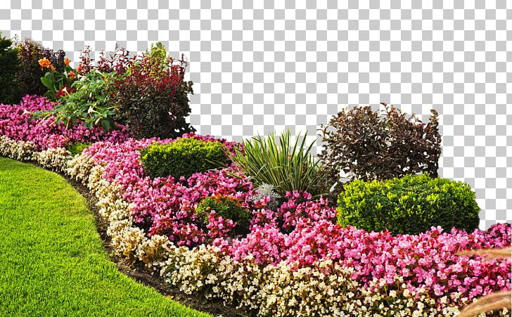 Flower Garden Landscaping Raised-bed Gardening PNG, Clipart, Annual Plant, Back Garden, Bed, Botanical Garden, Decorative Arts Free PNG Download