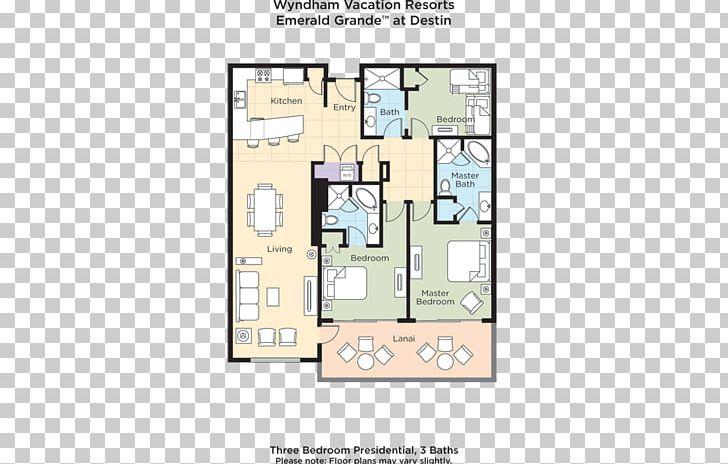 Presidential Suite Floor Plan Emerald Grande At Harborwalk Village Resort Png Clipart Angle Area Beach Destin