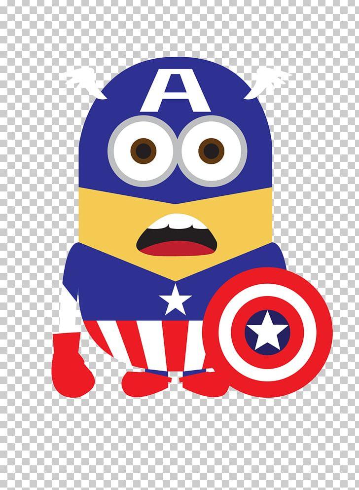 Captain America Superhero Minions Evil Minion Superman Png