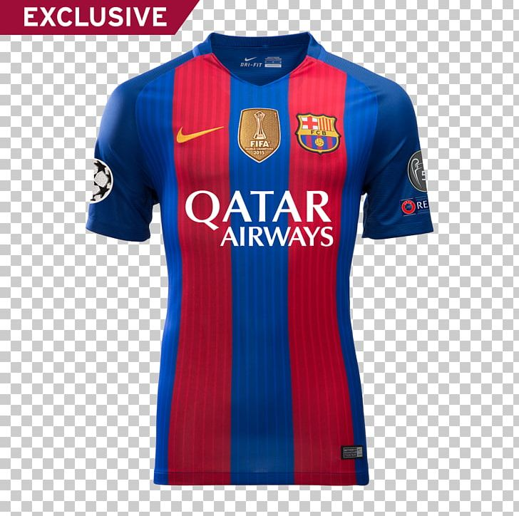 new arrival aac61 fbe2b FC Barcelona T-shirt La Liga Kit Jersey PNG, Clipart, Active ...