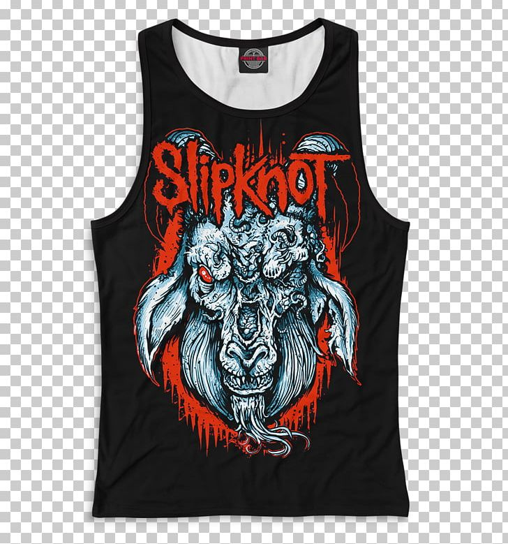 bfb8949e697 Goat Knotfest Slipknot T-shirt Iowa PNG, Clipart, 5 The Gray Chapter,  Active Tank, Animals, Black, ...