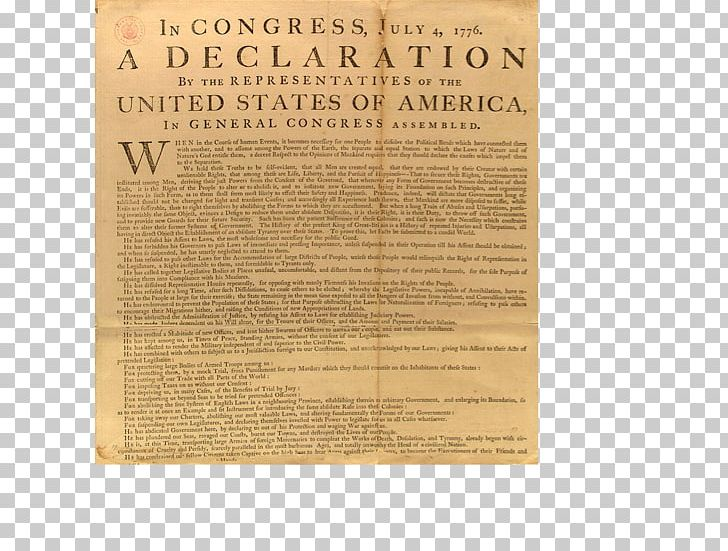declaration of independence download