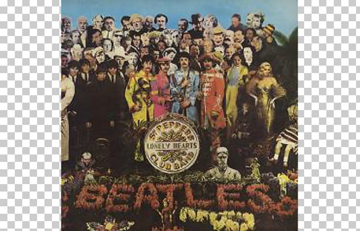 Sgt  Pepper's Lonely Hearts Club Band LP Record The Beatles