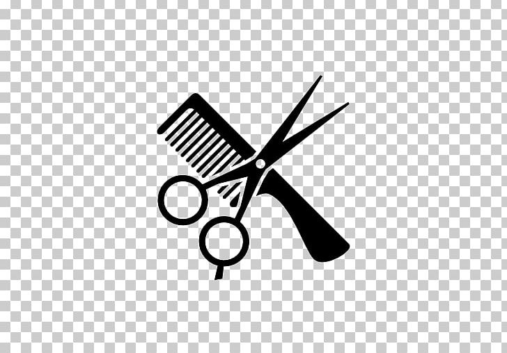Comb Cosmetologist Beauty Parlour Hairstyle PNG, Clipart, Angle, Barber, Beauty Parlour, Black And White, Brand Free PNG Download