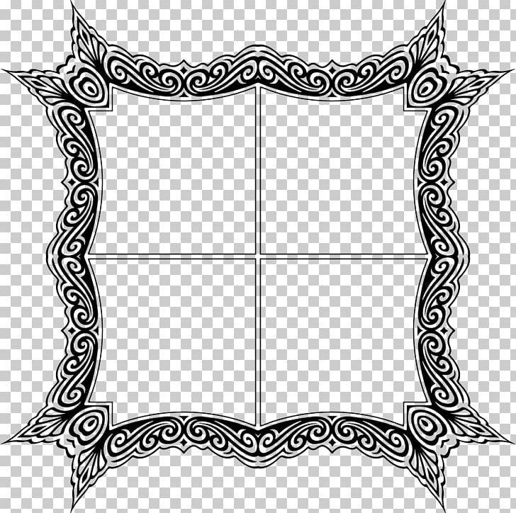 Window Frames PNG, Clipart, Angle, Area, Black And White, Chambranle, Cornice Free PNG Download