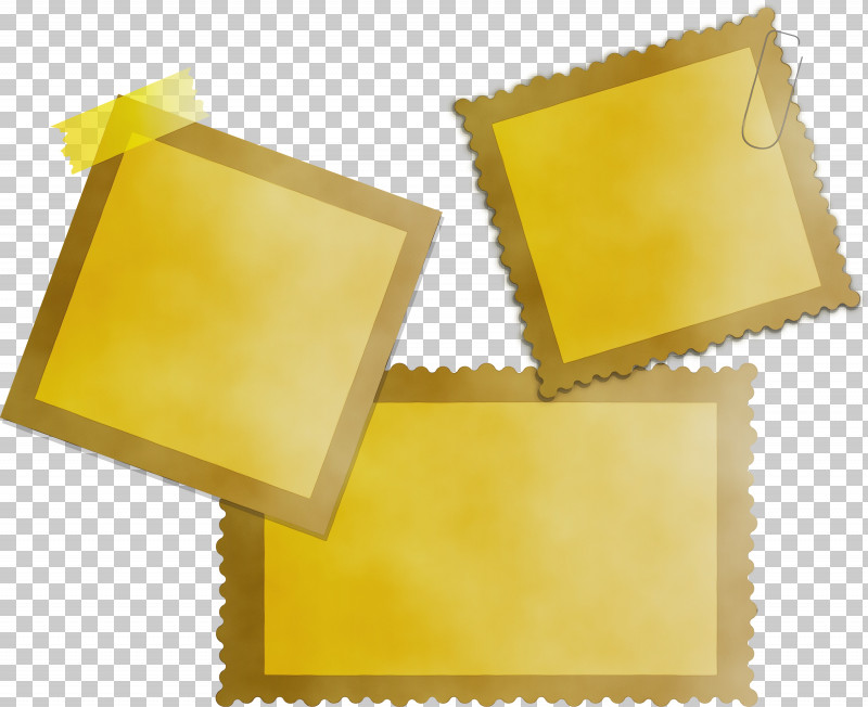 Rectangle M Yellow Rectangle PNG, Clipart, Paint, Photo Frame, Polaroid Photo Frame, Rectangle, Rectangle M Free PNG Download