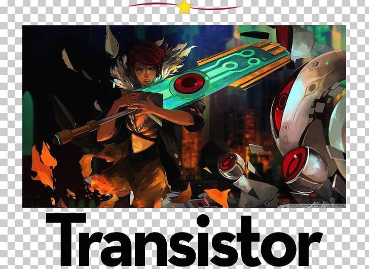 Transistor Pyre Supergiant Games Bastion PlayStation 4 PNG