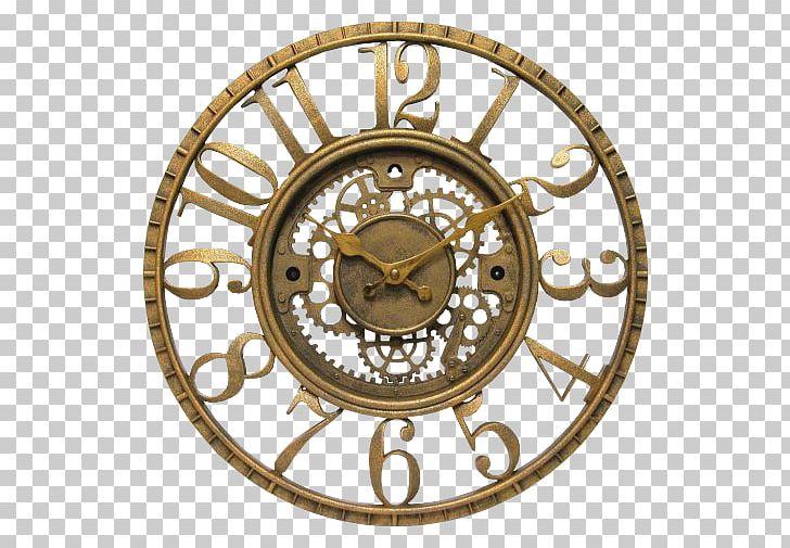 Quartz Clock Gear Dial Movement Png Clipart Antique Circle Clock Clocks Clocks Vector Free Png Download