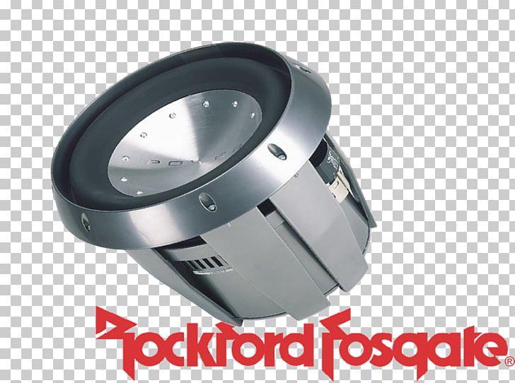 Rockford Fosgate Shallow Loaded Enclosure Car Subwoofer