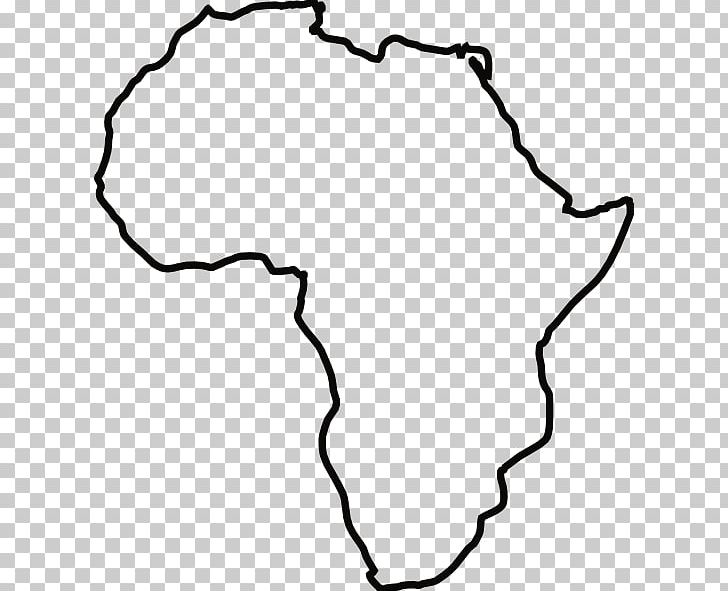 Map Of Africa Blank.Africa Blank Map Drawing Png Clipart Africa Area Black Black
