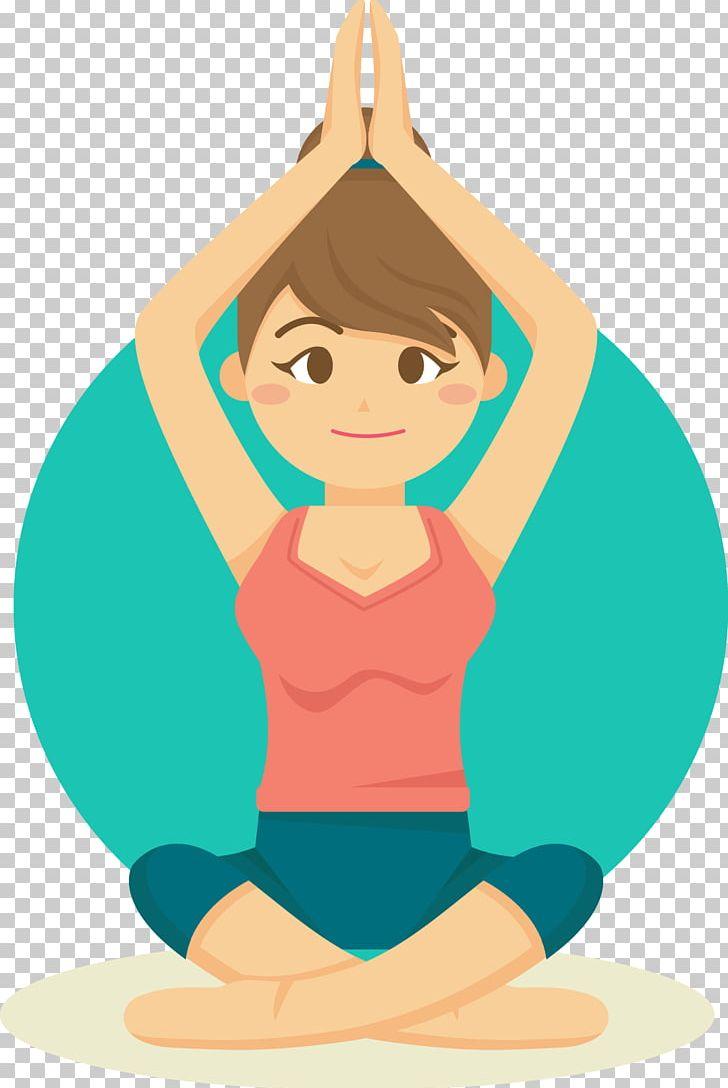 Image result for yoga cartoon