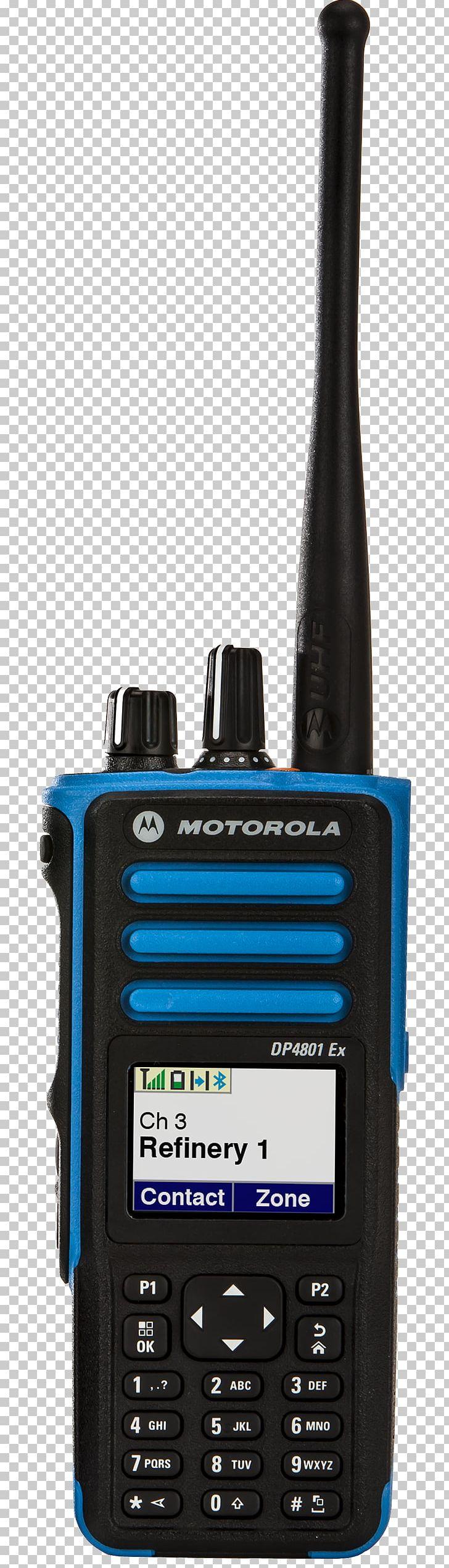 Two-way Radio Motorola Walkie-talkie Digital Mobile Radio PNG, Clipart, Atex Directive, Barbar, Digital Mobile Radio, Electronic Device, Electronics Free PNG Download