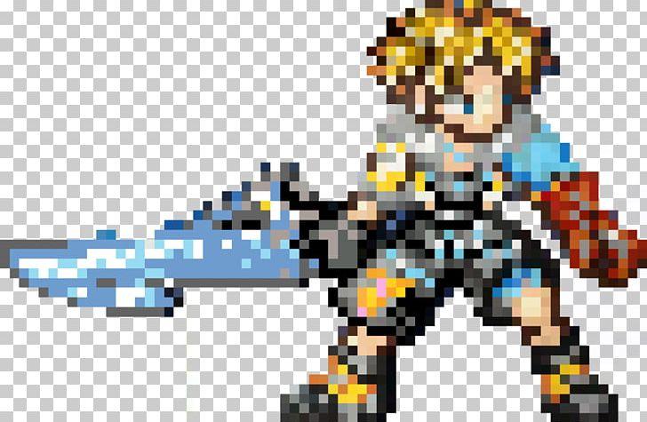 Final Fantasy Viii Final Fantasy X Pixel Art Tidus Png Clipart Art Chocobo Deviantart Digital Art