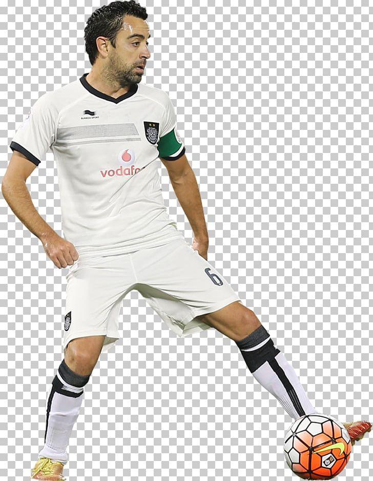 new product 88f66 2b602 Xavi Al Sadd SC Spain National Football Team Football Player ...