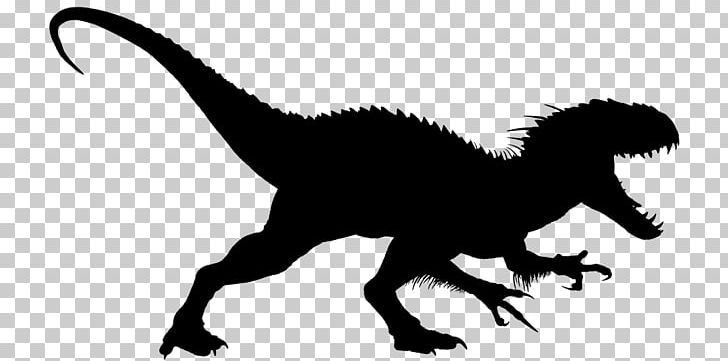 Tyrannosaurus YouTube Jurassic Park Indominus Rex PNG, Clipart, Animals, Black And White, Deinonychus, Dinosaur, Extinction Free PNG Download