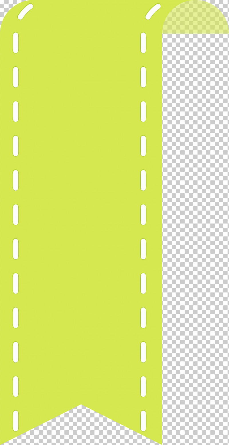 Green Yellow Rectangle PNG, Clipart, Bookmark Ribbon, Green, Paint, Rectangle, Watercolor Free PNG Download