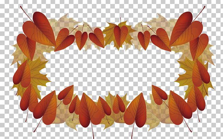 Leaf Deciduous PNG, Clipart, Autumn Leaves, Border, Border Frame, Border Vector, Certificate Border Free PNG Download