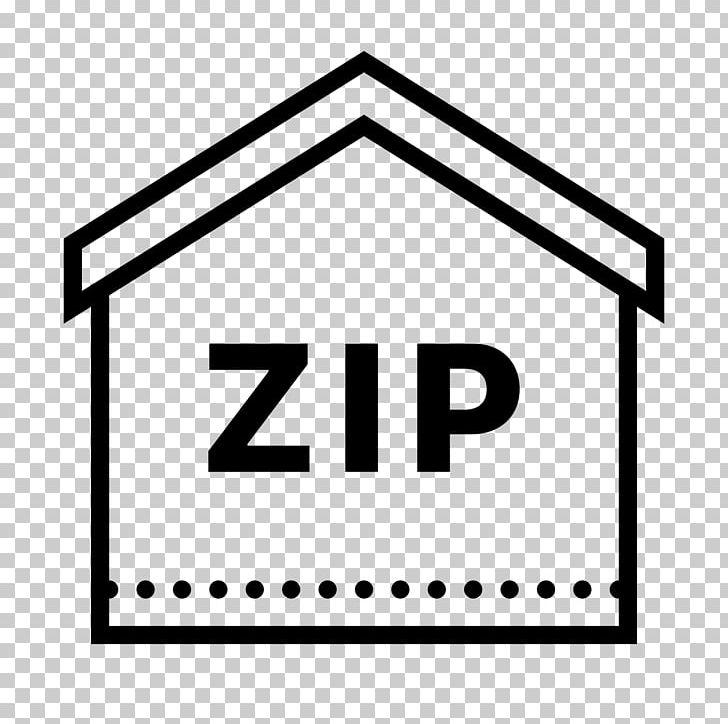 Barcode postal. Computer icons zip code