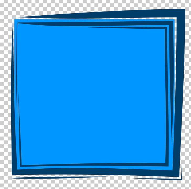 Blue Frames Color PNG, Clipart, Angle, Aqua, Area, Azure, Blue Free PNG Download