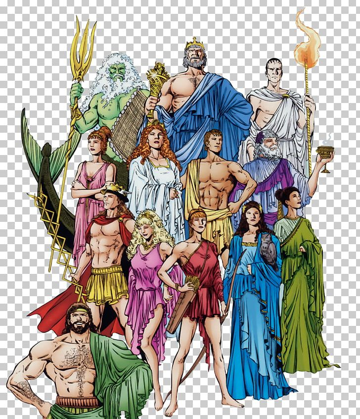 Zeus Ares Hera Ancient Greece Greek Mythology Png Clipart