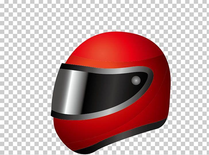 Motorcycle Helmet Red Hard Hat Cartoon Png Clipart Bicycle
