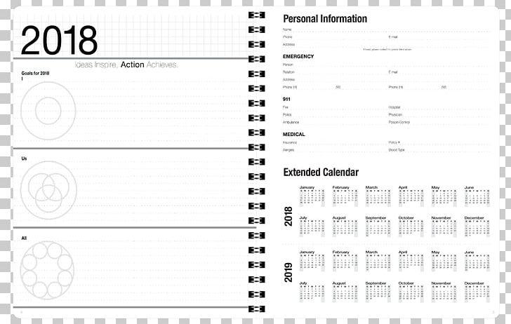 Paper Personal Organizer Diary Plan Coloring Book PNG ...