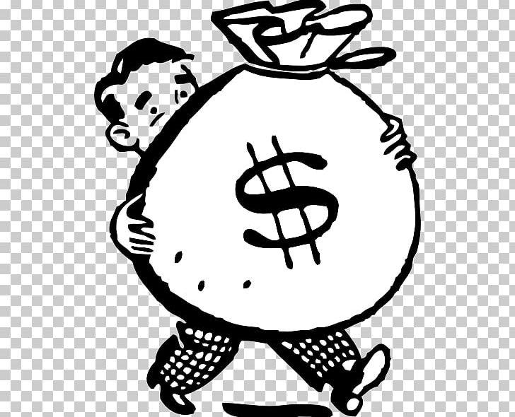 Money Bag Dollar Sign PNG, Clipart, Artwork, Bag, Bank