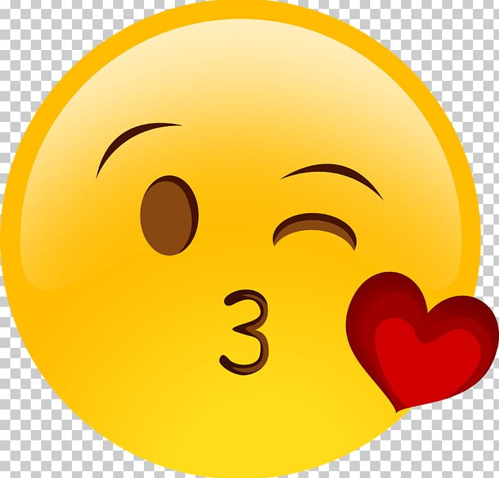 Smiley Emoticon Kiss PNG, Clipart, Circle, Computer Icons