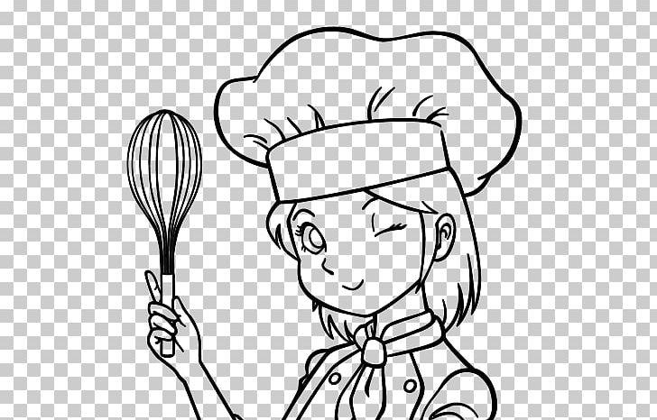 Drawing Cook Dessin Animé Recipe Png Clipart Arm Art