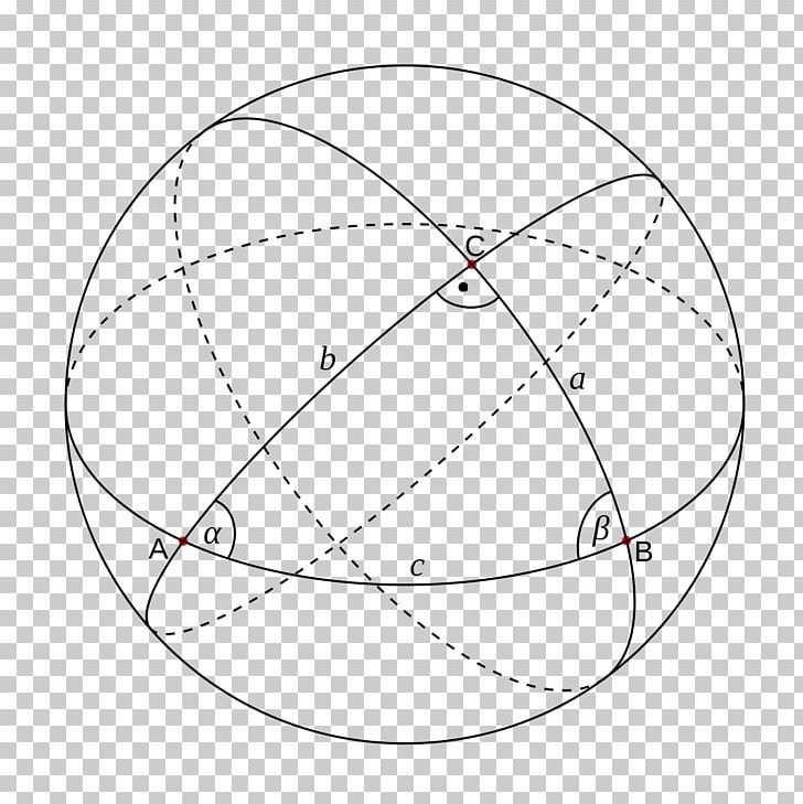 spherical trigonometry sphere spherical geometry triangle png, clipart,  angle, area, circle, diagram, differential geometry of surfaces
