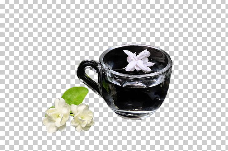 Flowering Tea Arabian Jasmine Green Tea Jasmine Tea Png Clipart Black Bud Coffee Cup Cup Download