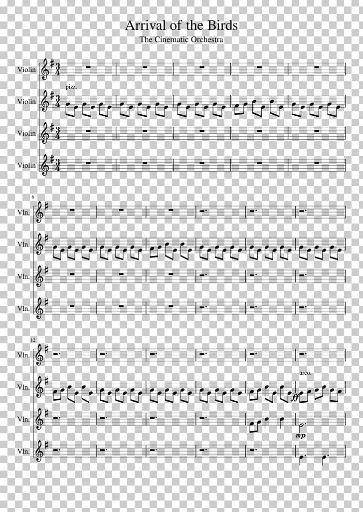 Sheet Music Comptine Dun Autre été Laprès Midi Png