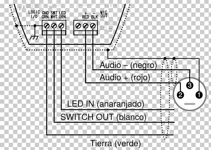 Xlr Microphone Wiring Diagram Plug on