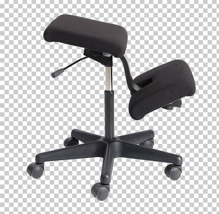 Table Kneeling Chair Varier Furniture As Office Desk Chairs Png Clipart Angle Armrest Chair Comfort